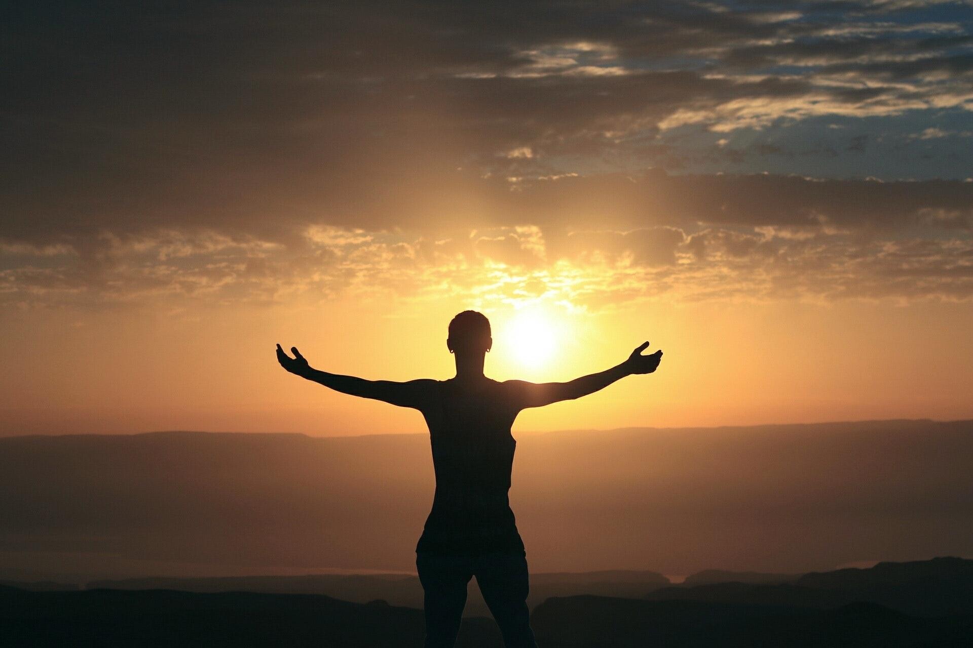 zen ouvert soleil couchant - Formations et Ateliers