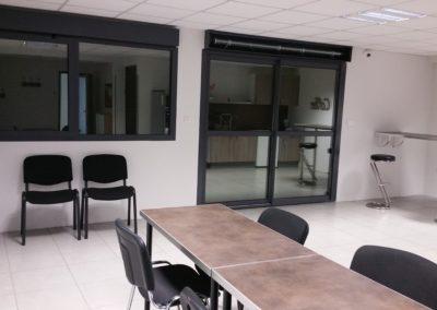 cuisine porte fenêtre 400x284 - Bureaux à Toulouse