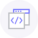 coding icon 8 - Formations en ligne