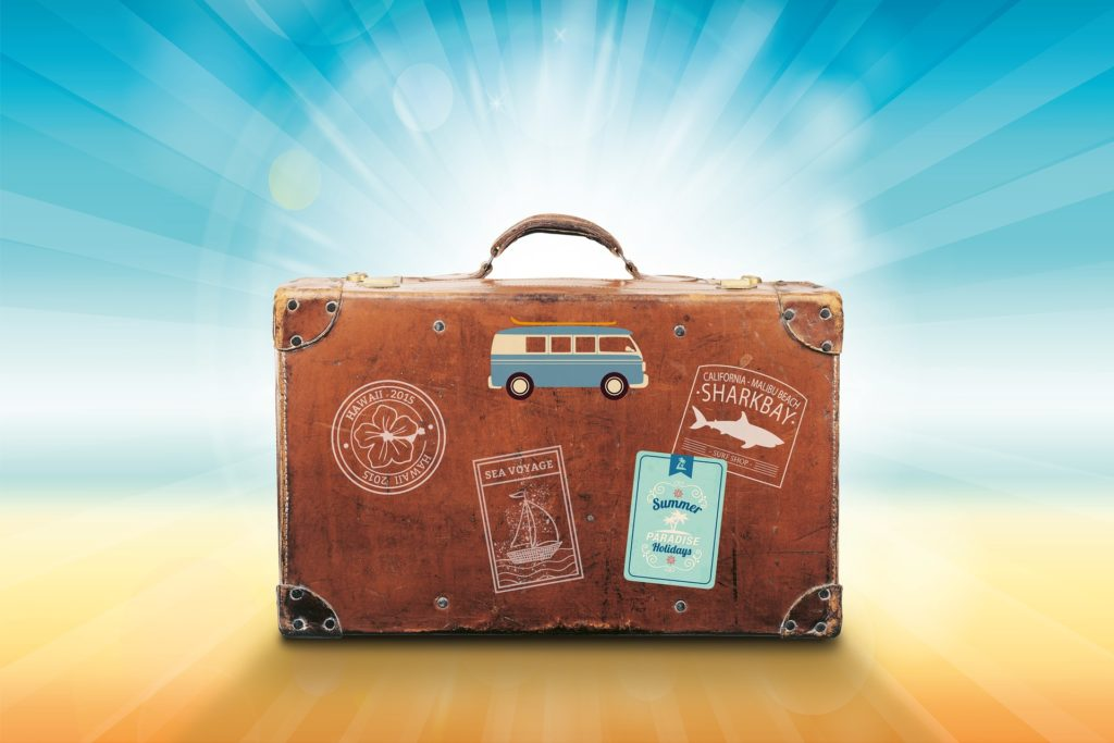 bagage 1024x683 - Nos désirs et nos voeux